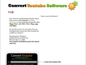 convertyoutubesoftware.com