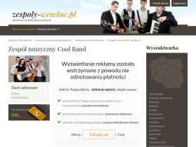 coolband.zespoly-weselne.pl