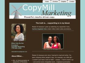 copymillmarketing.com