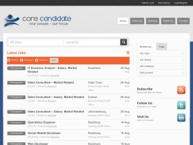 corecandidate.co.za