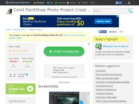 corel-paintshop-photo-project-creator.software.informer.com
