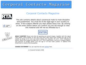 corporalcontacts.co.uk