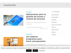 cosassencillas.com