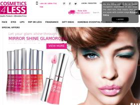 cosmetics4less.net