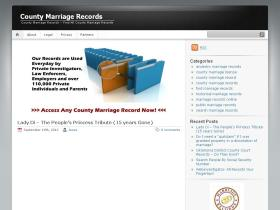 countymarriagerecords.org