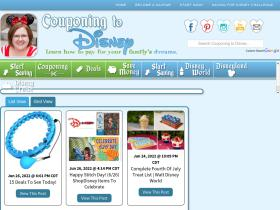 couponingtodisney.com