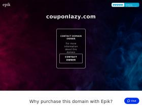 couponlazy.com