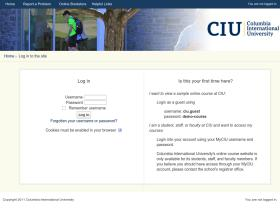 courses.ciu.edu