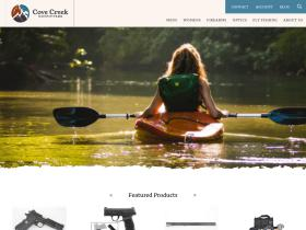 covecreekoutfitters.com
