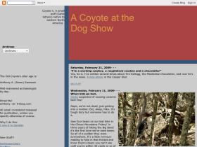 coyoteatthedogshow.blogspot.com