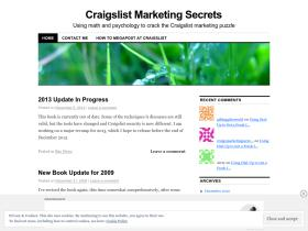 craigsmarketingsecrets.wordpress.com