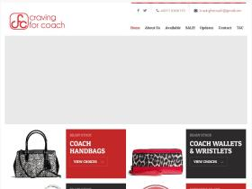 cravingforcoach.com
