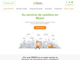 crbox.co.cr