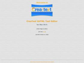 creatext.sourceforge.net