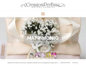 creazioniperenzo.it