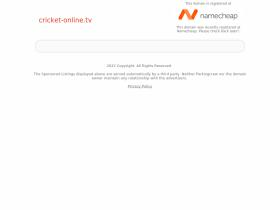 cricket-online.tv