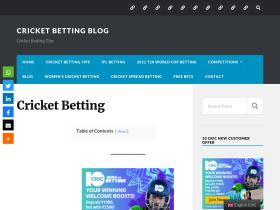 cricketbettingblog.com