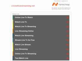 cricketlivestreaming.net