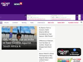 cricketnext.in.com