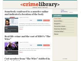 crimelibrary.com