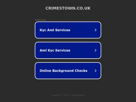 crimestown.co.uk