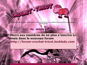 crochet-tricot.xooit.fr