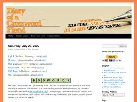 crosswordfiend.com