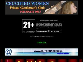 crucified-women.com