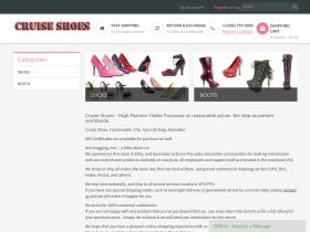 cruiseshoes.com
