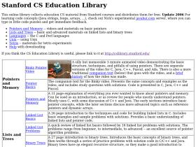 cslibrary.stanford.edu