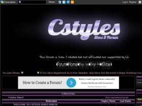 cstylessims3forum.forumotion.com