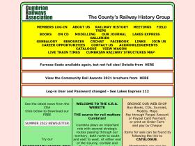 cumbrianrailways.org.uk
