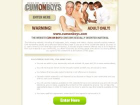 cumonboys.com
