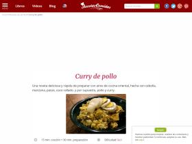 curry-de-pollo.recetascomidas.com