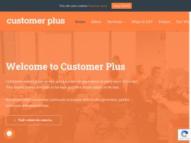 customerplus.co.uk