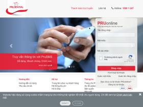 customerportal.prudential.com.vn