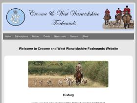 cwwfoxhounds.co.uk