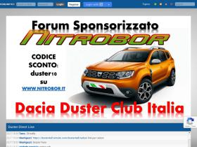 daciadusterclub.forumfree.it