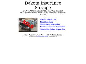 dakotasalvage.com