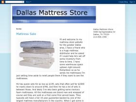 dallas-mattress-store.blogspot.com