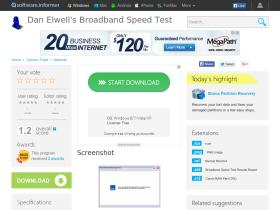 dan-elwell-s-broadband-speed-test.software.informer.com