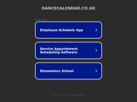 dancecalendar.co.uk