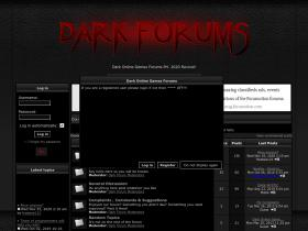 darkforumsph.darkbb.com