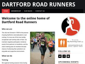 dartfordroadrunners.co.uk