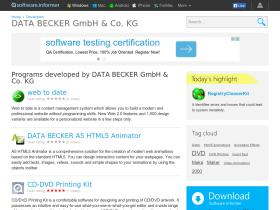 data-becker-gmbh-co-kg.software.informer.com
