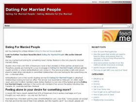 datingformarriedpeoplenow.com