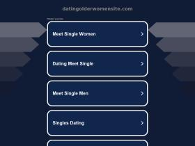 datingolderwomensite.com