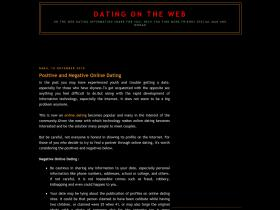 datingontheweb.blogspot.com