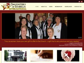 daughtersofisabella.org