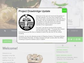 daughtersofthenile.com
